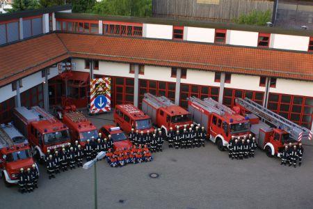 Feuerwehrgerätehaus Illertissen