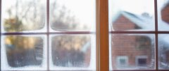 Fenster Winter