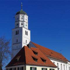 Sankt Martin Kirche Illertissen
