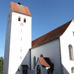 Kirche Tiefenbach