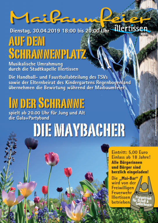 Maibaumfeier2019