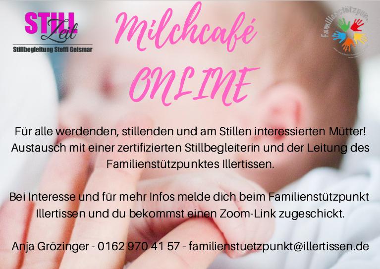 Milchcafé online