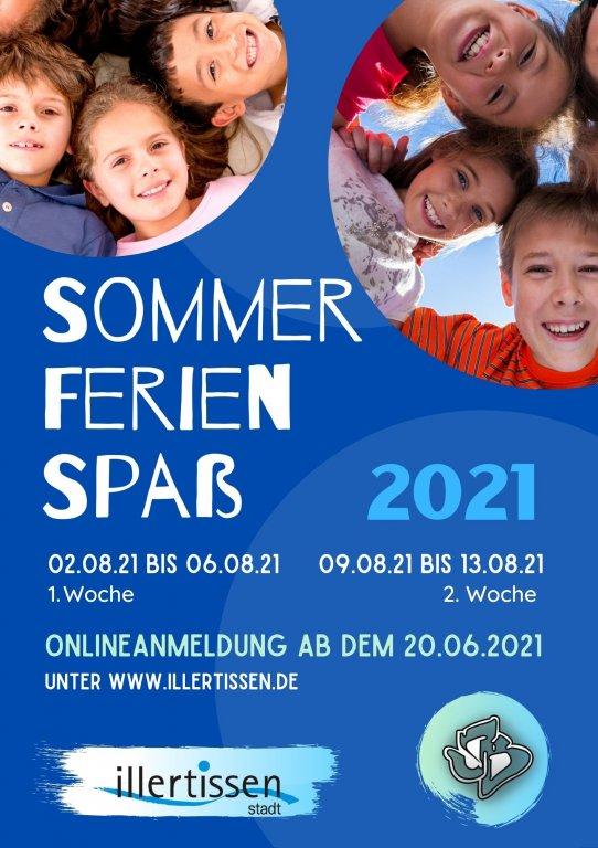 Sommerferienspaß 2021