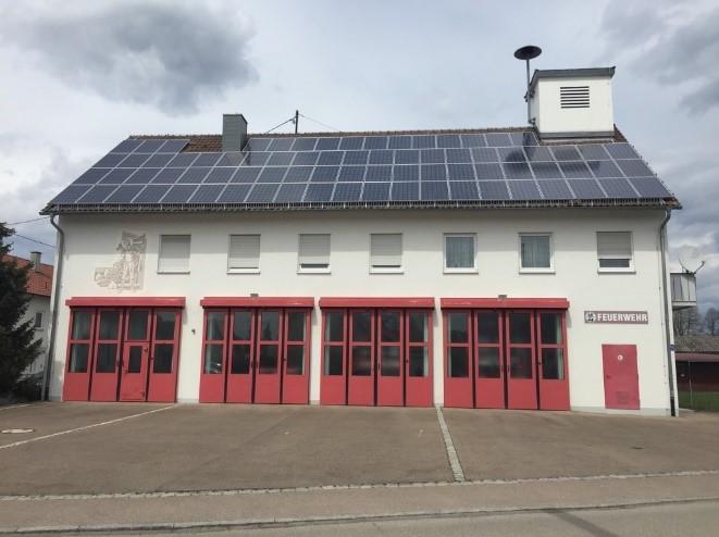 Feuerwehrhaus Au 1
