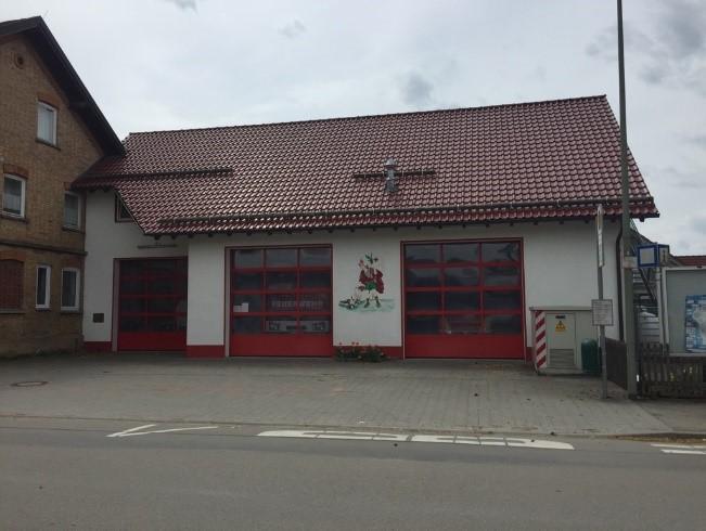 Feuerwehrhaus Jedesheim 1