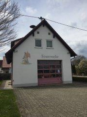 Feuerwehrhaus Betlinshausen 1